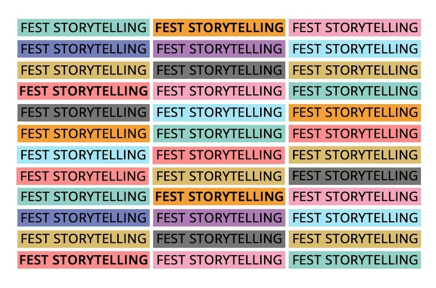 FEST Storytelling