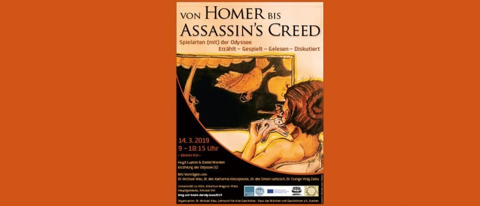 Symposium: From Homer to Assassin's Creed
