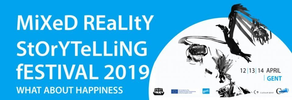 Mixed reality Storytelling Festival 2019