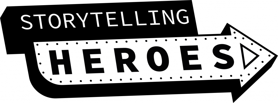 Storytelling Heroes #2 Antwerp (BE)