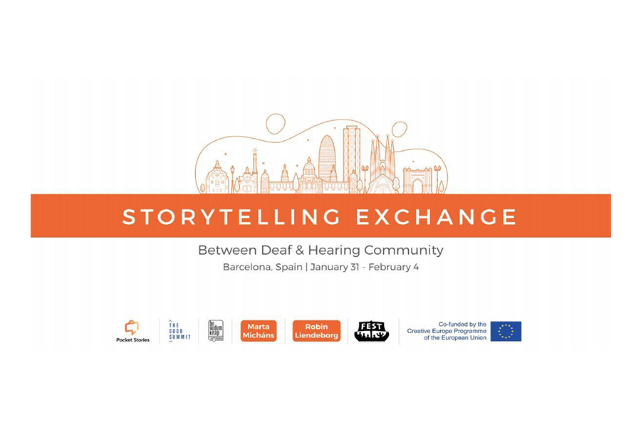 Project Storytelling exchange