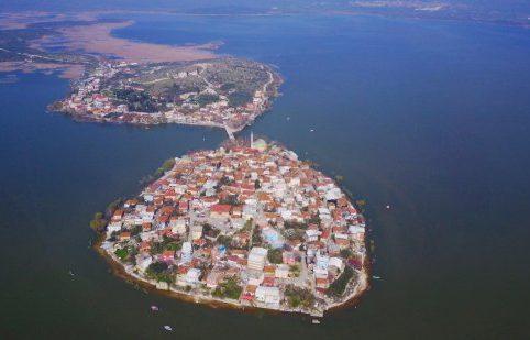 Golyazi Island